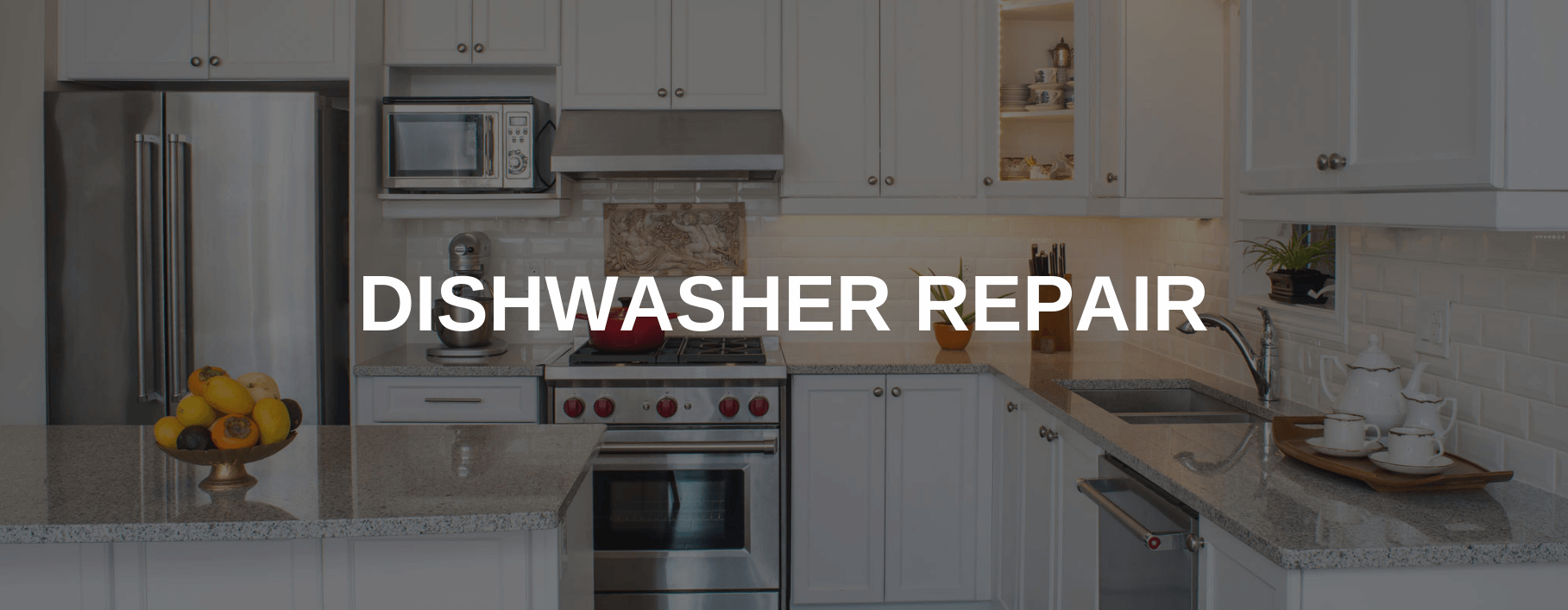 dishwasher repair vernon